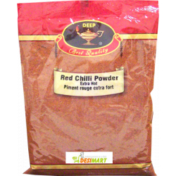Red Chilli Powder (Extra Hot)