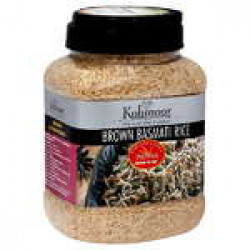 Jar Brown Basmati Rice